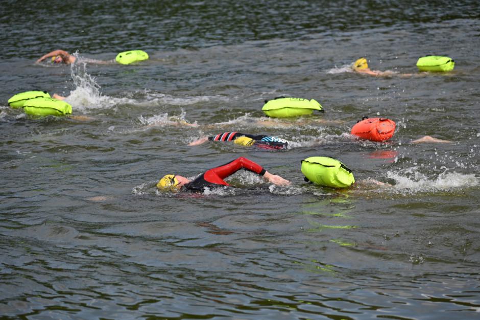 W Szczecinie otwarto tor pływacki open water