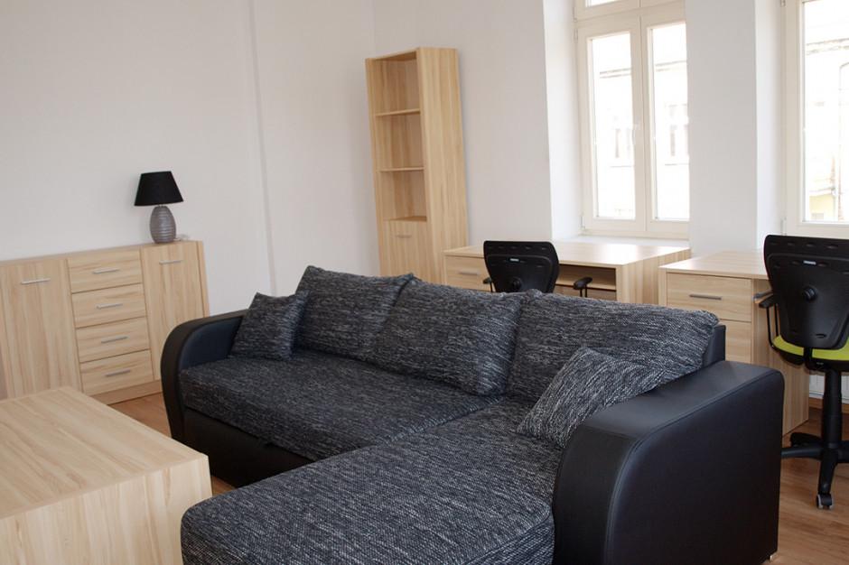 Szczecin ma mieszkania dla studentów. Tanie i komfortowe