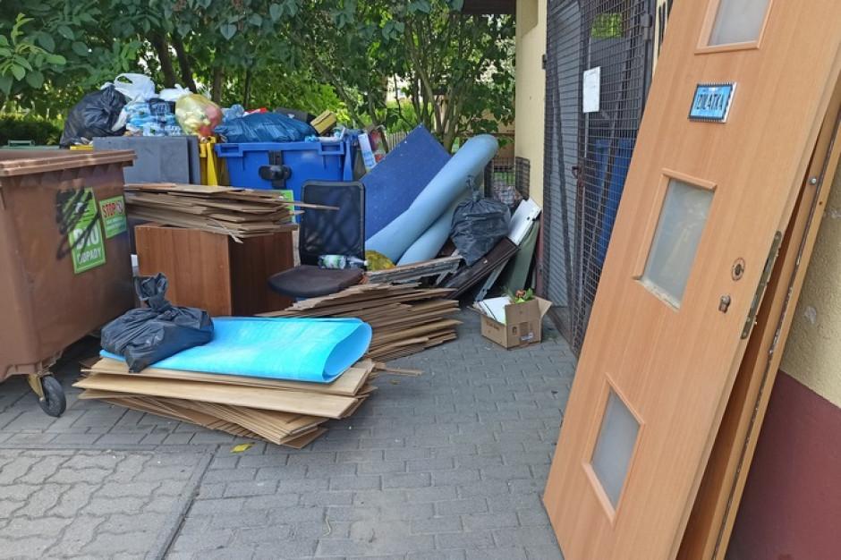 Zamknęli PSZOK, mają problem z odpadowymi gabarytami w gminie