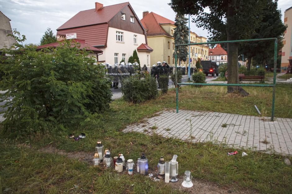 Dziś sekcja zwłok 34-latka z Lubina. Przez miasto przeszły zamieszki