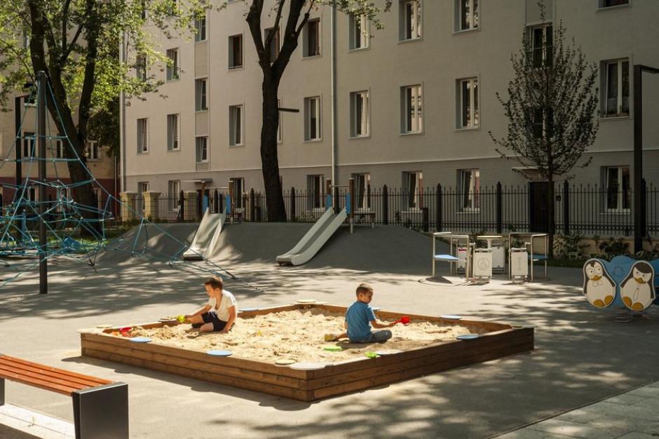 Place zabaw w mieście pod kontrolą. Są też nowe miejsca dla dzieci