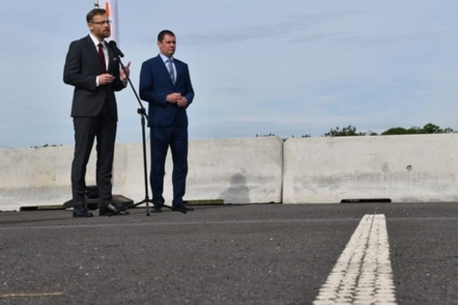 Zachodniopomorskie zyska blisko 20 mld zł na drogi z rządowego programu