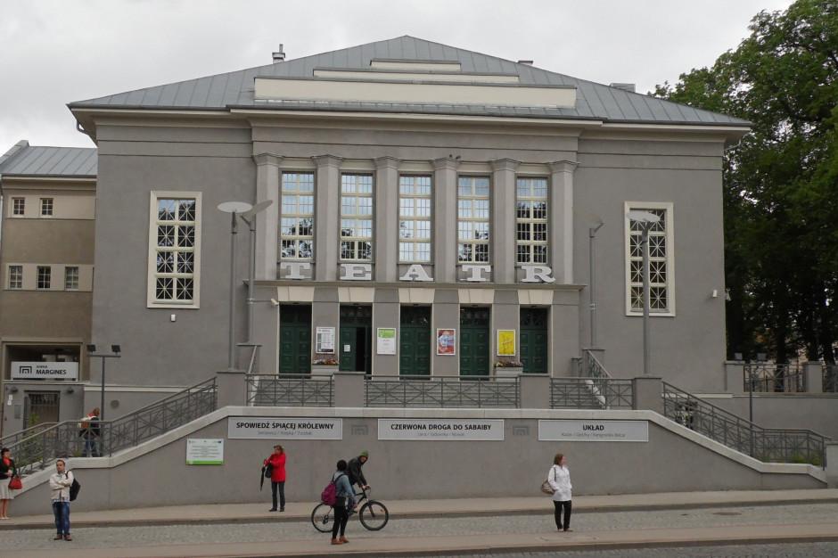 Dyrektor teatru w Olsztynie oskarżony o utrudnianie działalności związkowej