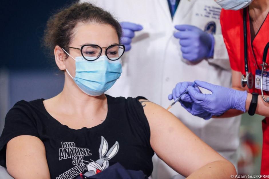 W środę piąte tygodniowe losowanie nagród w loterii szczepionkowej