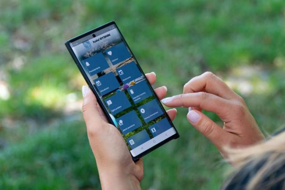 Rybnik uruchomił nową aplikację z informacjami dla mieszkańców