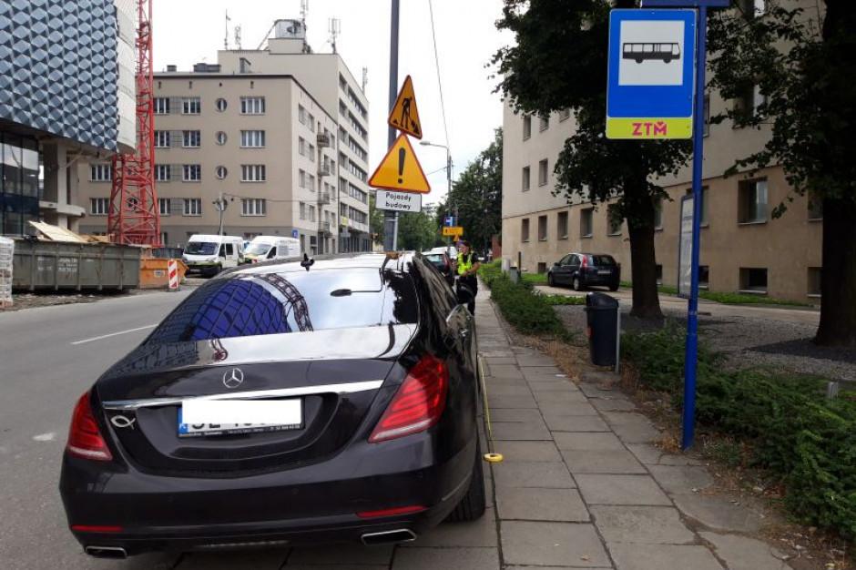 """Ponad 5900 interwencji i blisko 3 tys. mandatów podczas katowickiej akcji """"Wyzwanie: parkowanie!"""""""