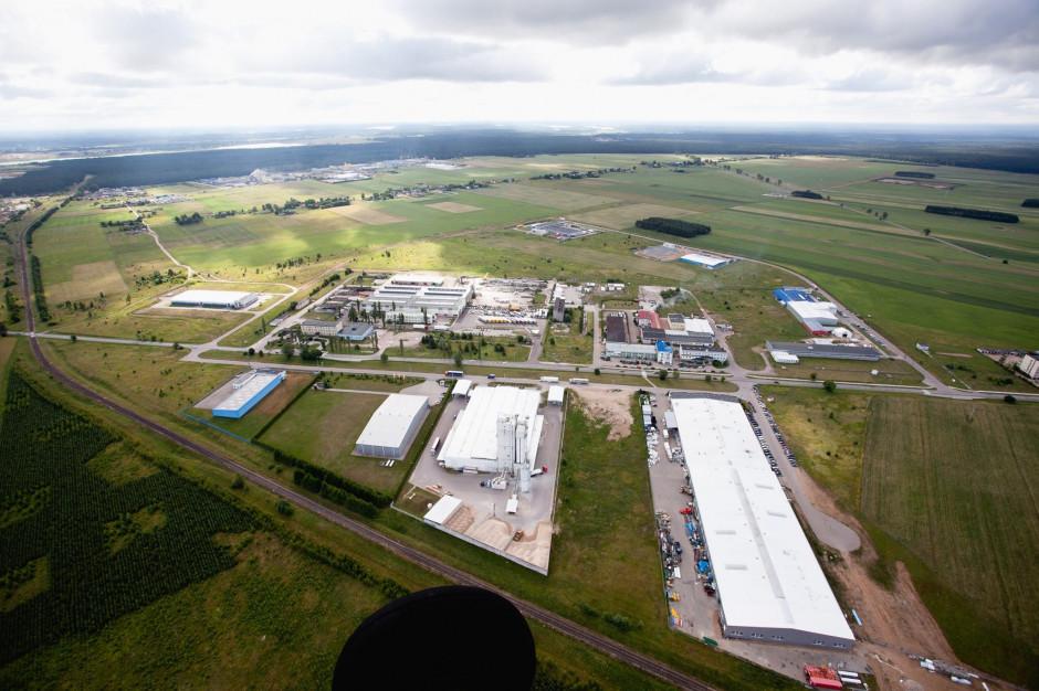 Dwie inwestycje za blisko 18 mln zł w Suwalskiej SSE