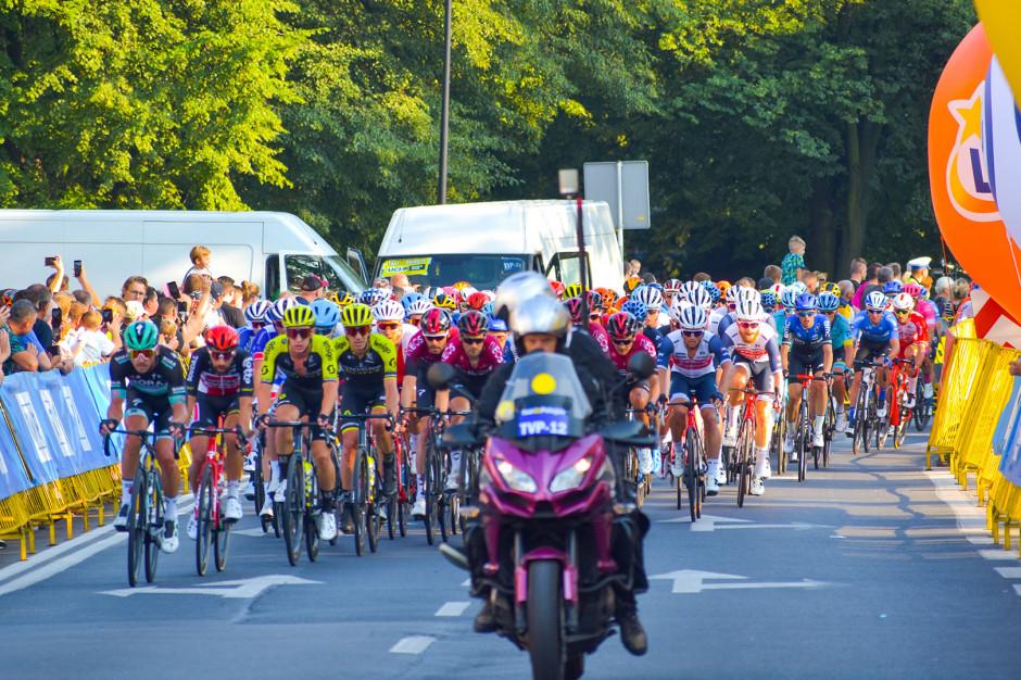 Trwa Tour de Pologne. Na Śląsku liczne zmiany w ruchu