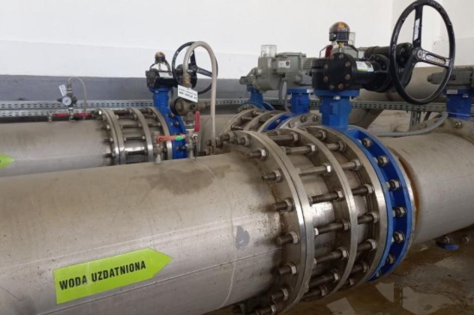 Wodociągi Krośnieńskie modernizują stację uzdatniania wody
