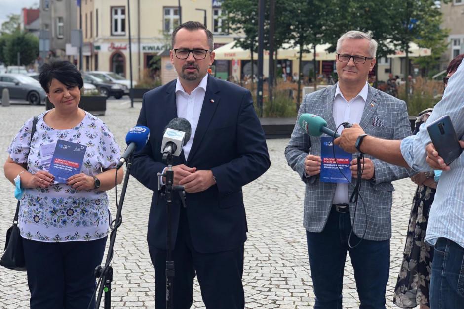 Marcin Horała: dzięki Polskiemu Ładowi mieszkańcy wsi, gmin, powiatów i miast zyskają