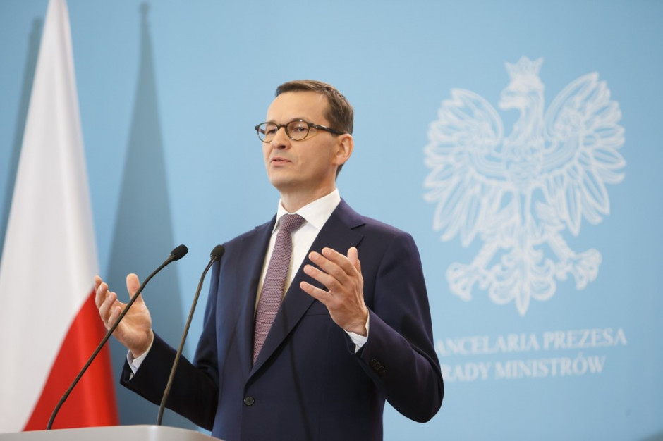Premier: Podjęliśmy decyzję o posłaniu do Afganistanu samolotów, by ewakuować obywateli polskich i pracowników misji