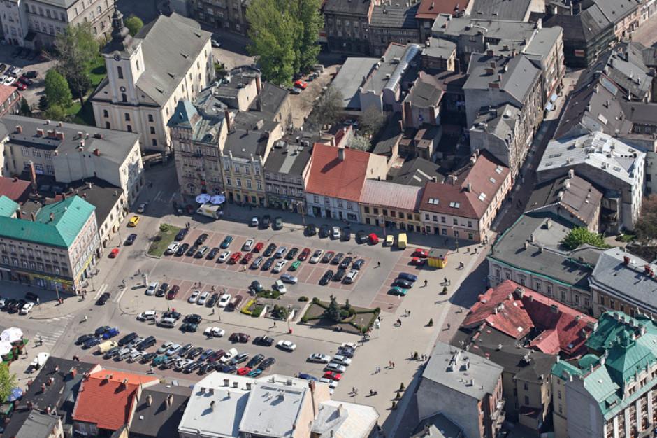 Plac Wojska Polskiego w Bielsku-Białej do przebudowy