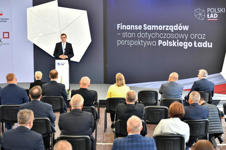 Ministerstwo Finansów chce wzmocnić finanse samorządu