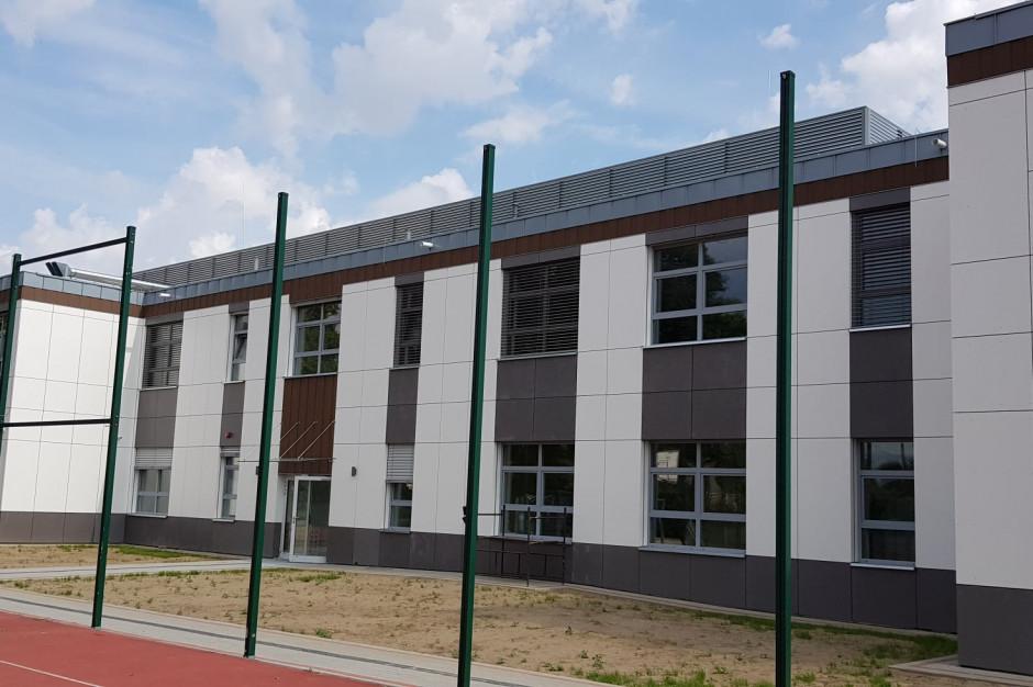 W Kunowicach powstała nowa szkoła. Otwarcie 1 września