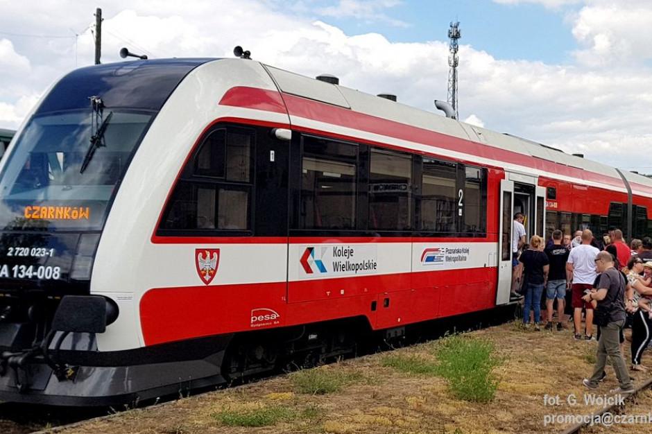 Wielkopolski samorząd przywróci połączenia kolejowe
