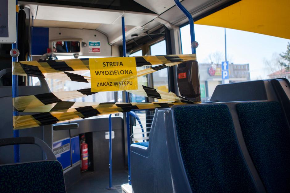 Transport publiczny jeszcze wiele lat będzie odczuwał skutki pandemii