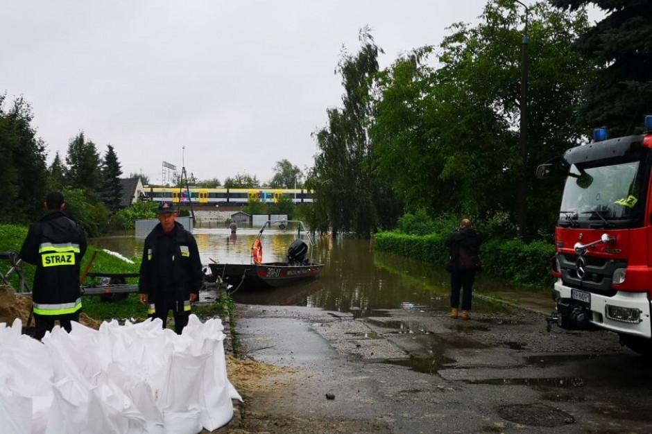 Kraków: Powstał projekt ostrzegania o zagrożeniu powodziowym w Bieżanowie