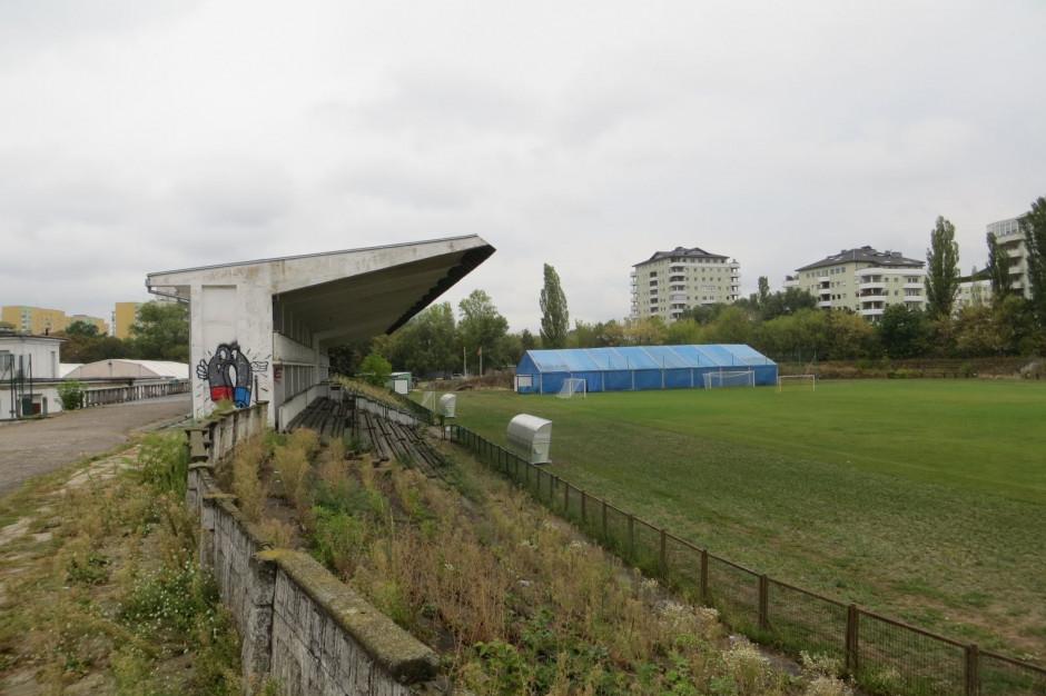 Klub RKS Marymont w Warszawie doczekał się remontu