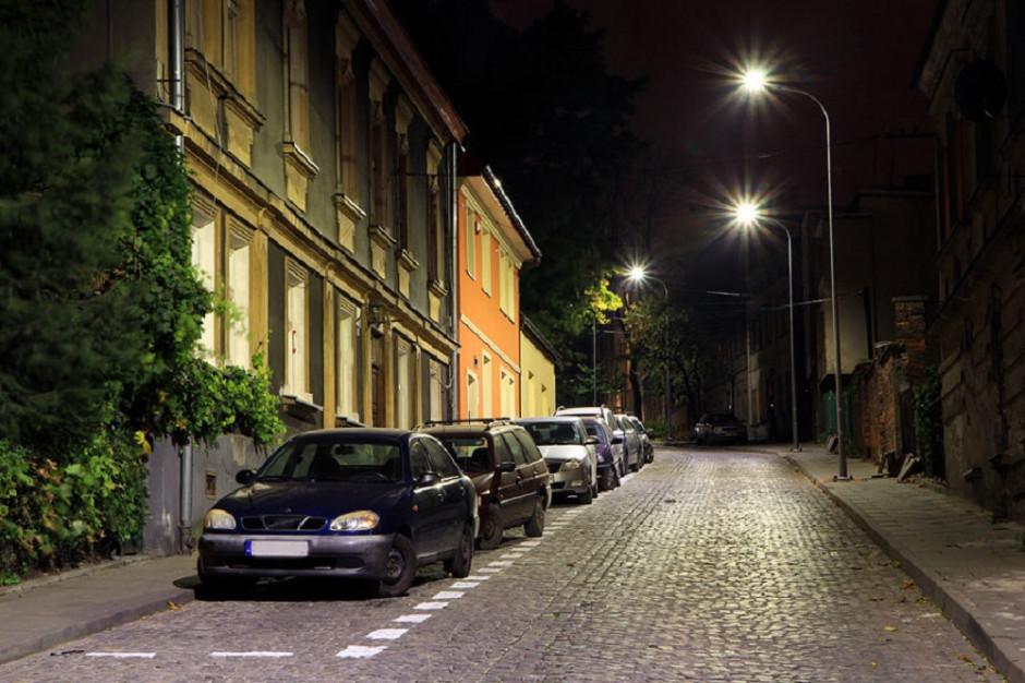 Kraków chce modernizować oświetlenie uliczne w formule PPP