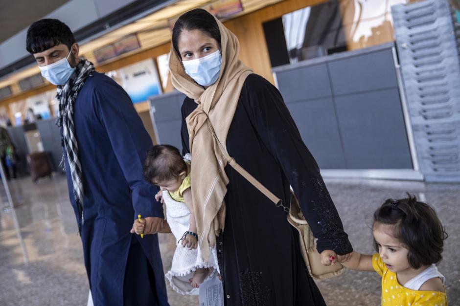 Bielscy radni chcą przyjąć rodzinę z Afganistanu