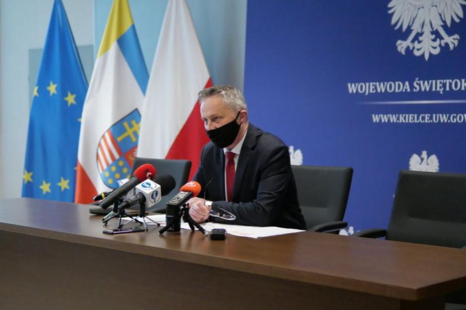 Świętokrzyskie: Wojewoda: region jest przygotowany na czwartą falę pandemii
