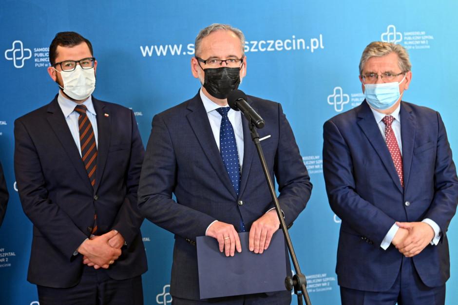 Trzecia dawka szczepionki przeciwko COVID-19. Minister zdradza szczegóły