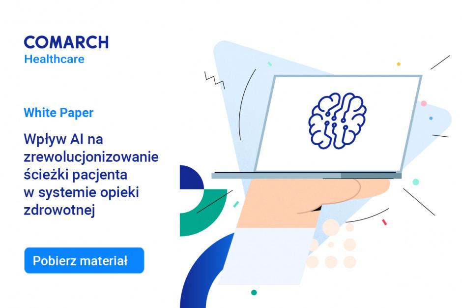 Sztuczna inteligencja w badaniach diagnostycznych – zrewolucjonizowanie ścieżki pacjenta