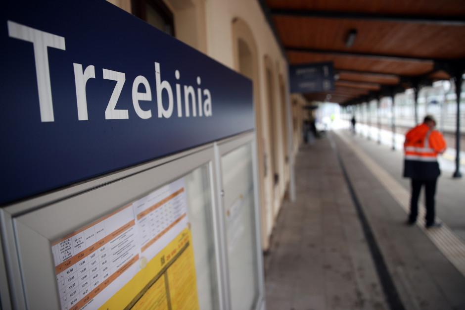 Kończy się przebudowa linii Kraków – Katowice. Stacja w Trzebini gotowa