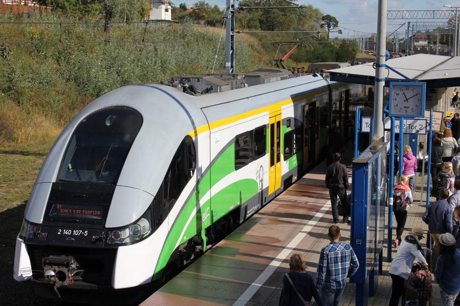 Kolejowe przewozy pasażerskie. Najwięcej pasażerów od początku pandemii