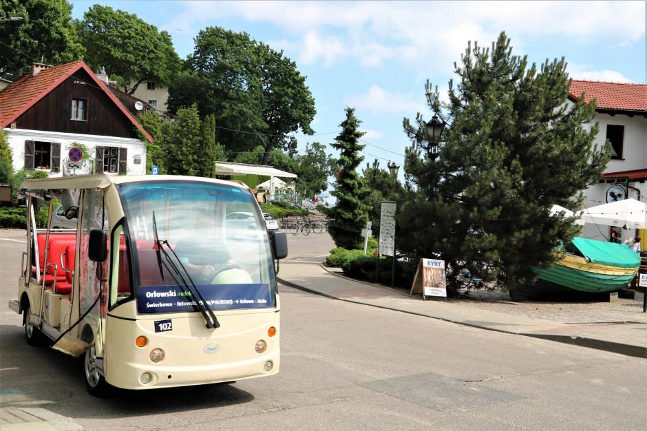 Wakacyjne kursy meleksów zmniejszyły ruch samochodów w Gdyni