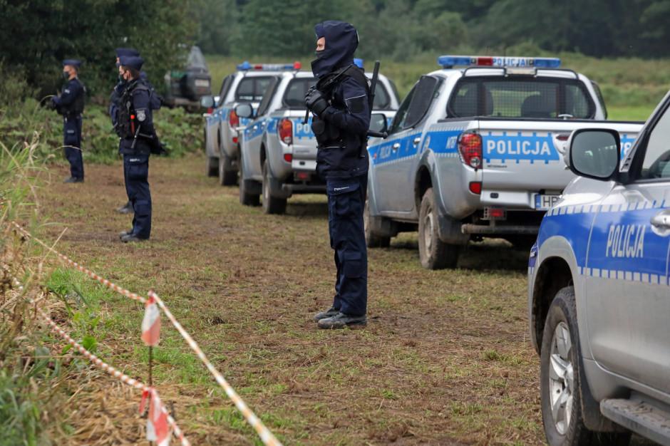 Stan wyjątkowy przy granicy białoruskiej. Rząd wystąpił o zgodę do Prezydenta