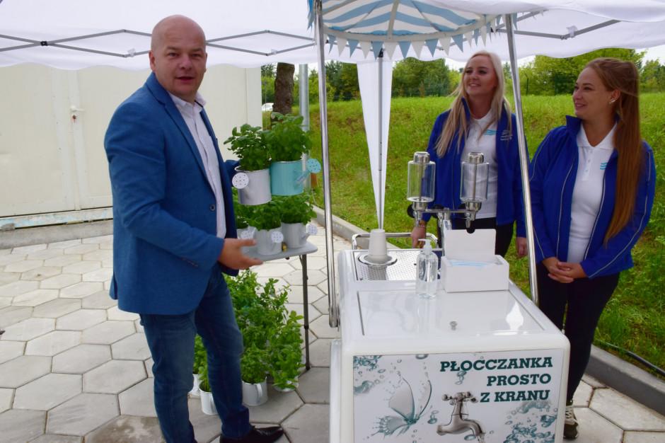 Wodociągi Płockie za ponad 8 mln zł zmodernizowały Stację Uzdatniania Wody