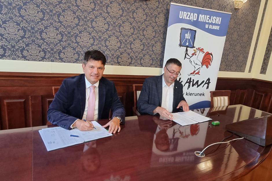 Dofinansowanie na odwierty geotermalne w Oławie, Smykowie i Dębnie