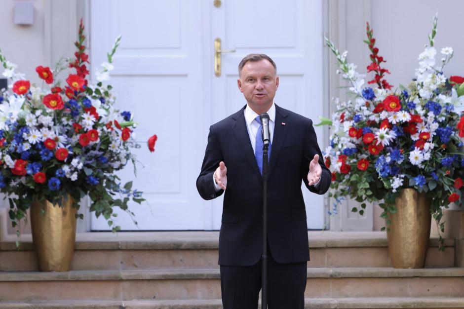 Prezydent wydał rozporządzenie ws. stanu wyjątkowego