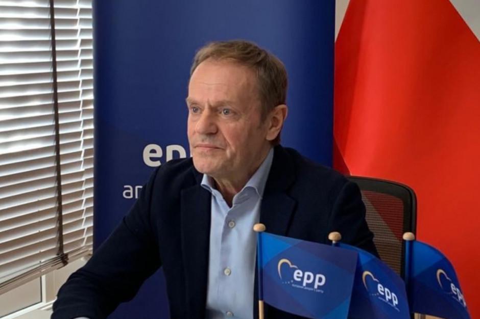 Tusk: UE wstrzymuje miliardy euro pomocy. To można jeszcze zatrzymać