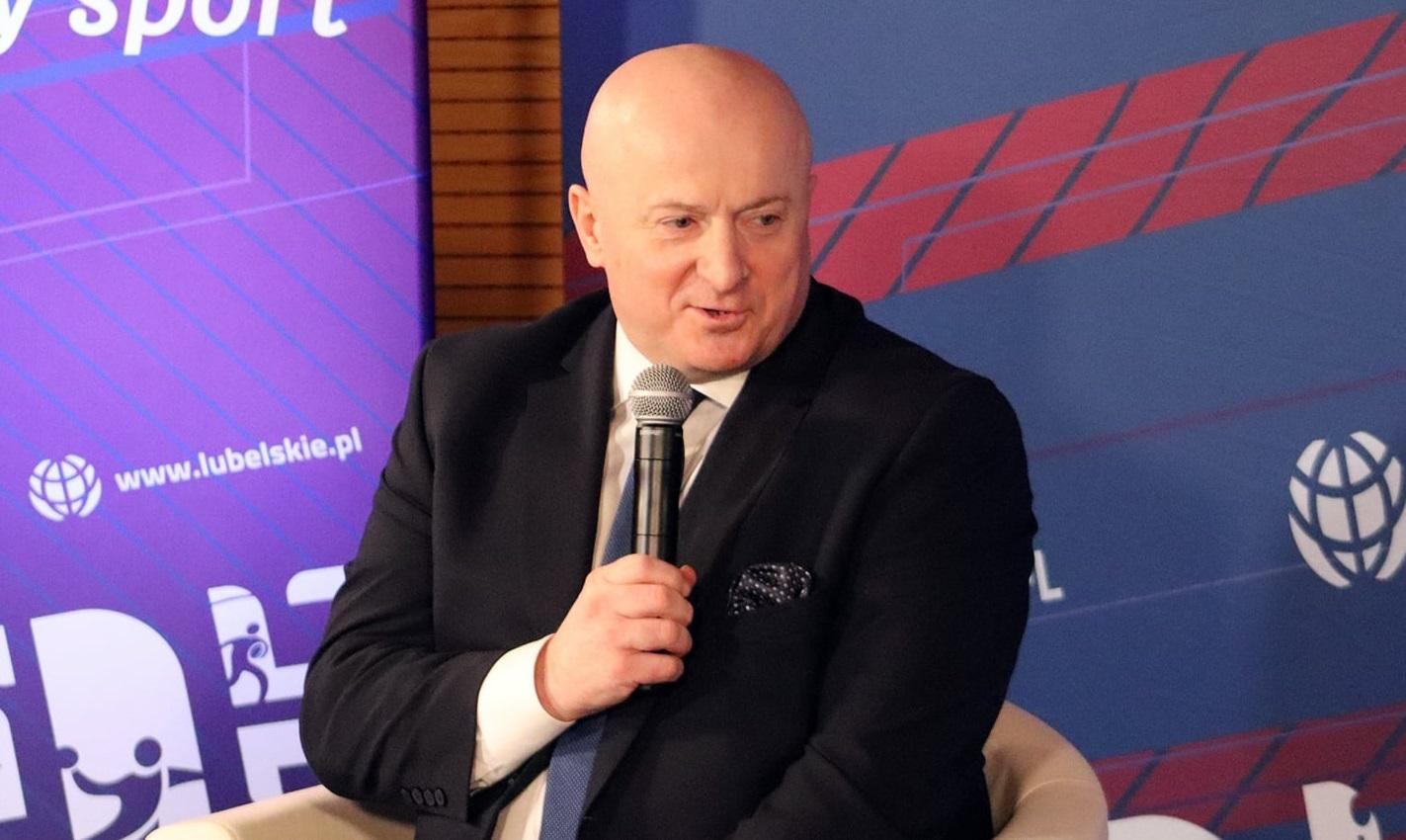 Marszałek woj. lubelskiego Jarosław Stawiarski informuje, że pula dla tego regionu wyniesie 30 mln zł (Fot. Lubelskie Facebook)