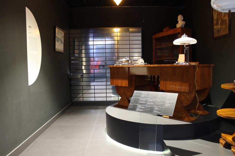 W Płocku powstała największa wystawa art déco w Polsce