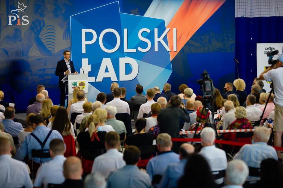 Nawet samorządowcy z PO są zadowoleni z Polskiego Ładu