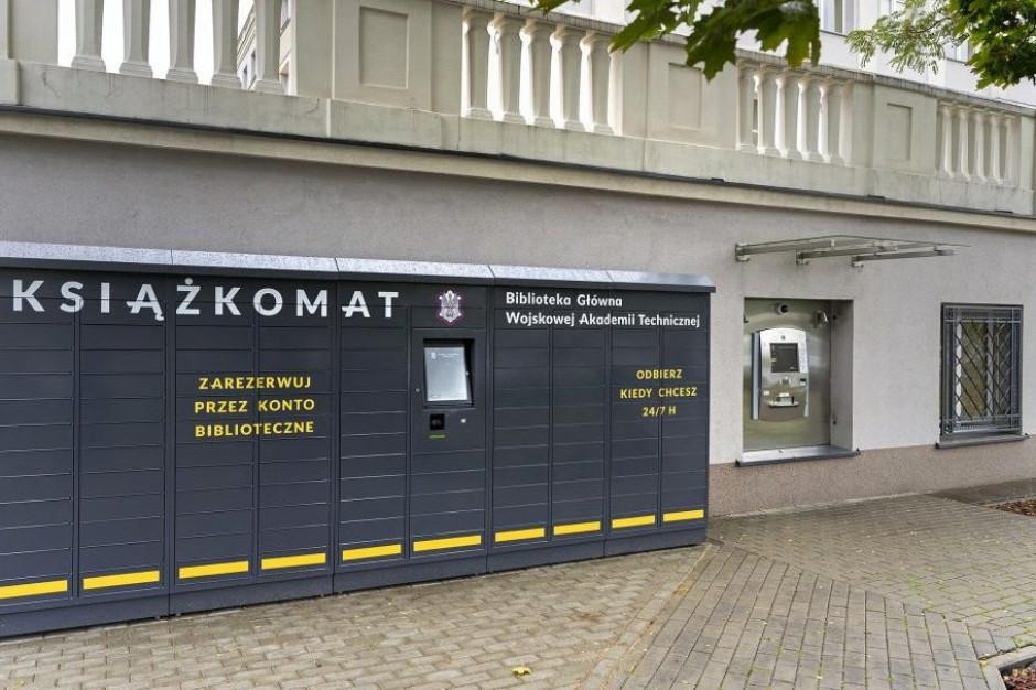 W Poznaniu powstanie 11 książkomatów