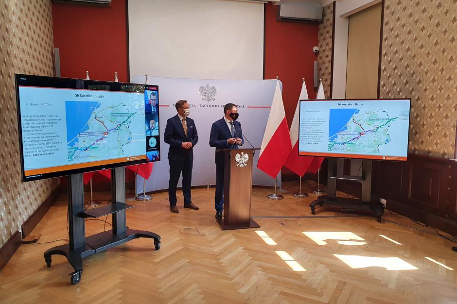 Przetargi na drogę S6 z Koszalina do Słupska