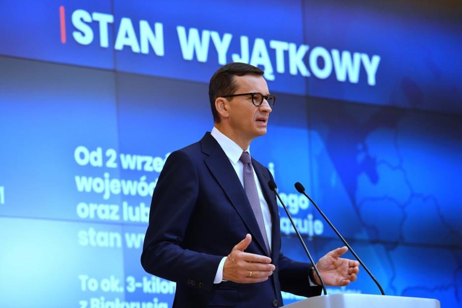 Premier: Rząd będzie toczył dialog z KE ws. KPO