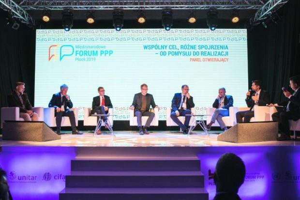 W dniach 27-28 września 2021 roku odbędzie się już piąta edycja Forum PPP (fot. UM Płock)