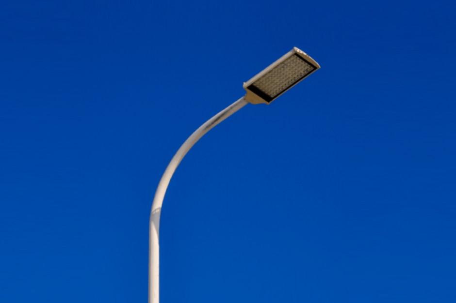 Murów wymieni blisko 700 lamp ulicznych