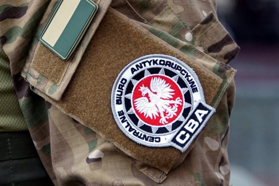 Zatrzymana przez CBA była wiceprezydent Krakowa z zarzutami