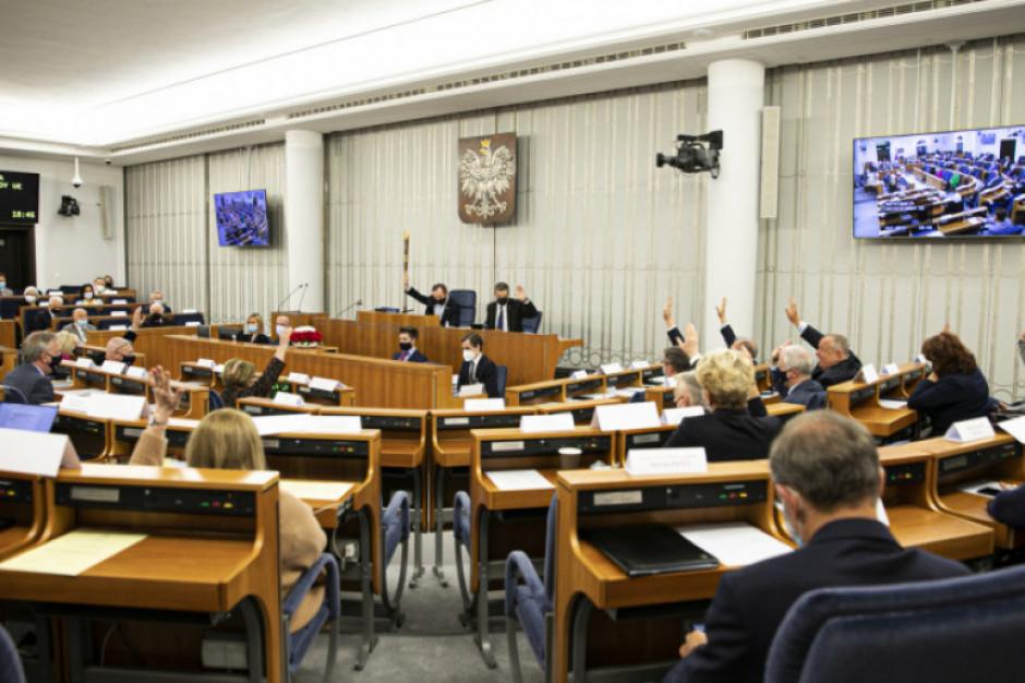 Senat za ustawą o podwyżkach dla osób zajmujących kierownicze stanowiska państwowe