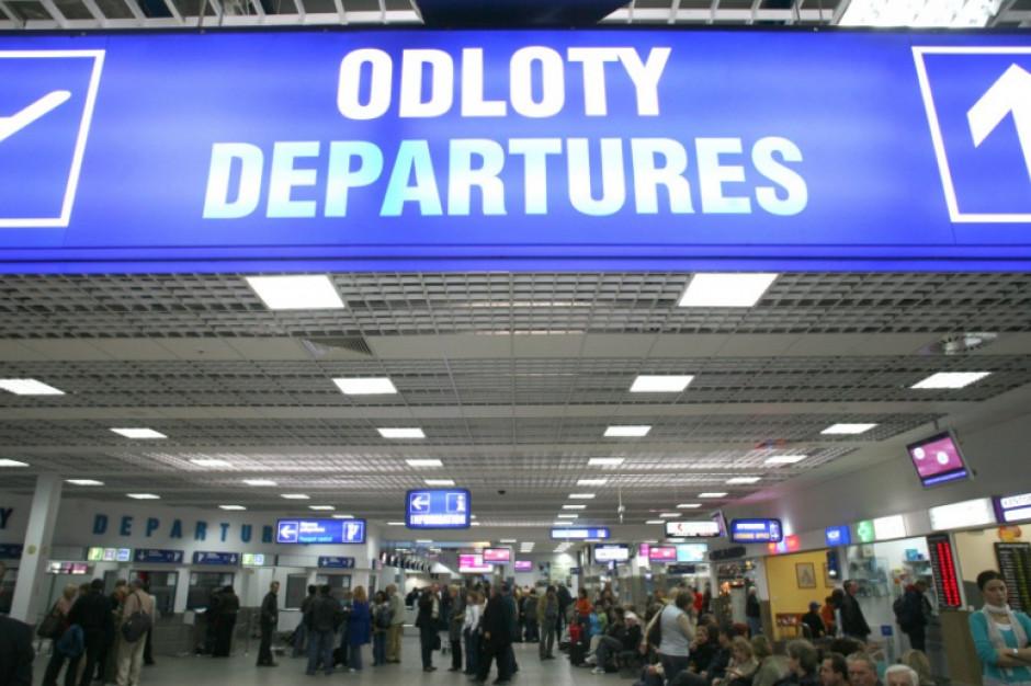 Blisko 500 tys. pasażerów. Dobre wyniki lotniska Katowice w sierpniu