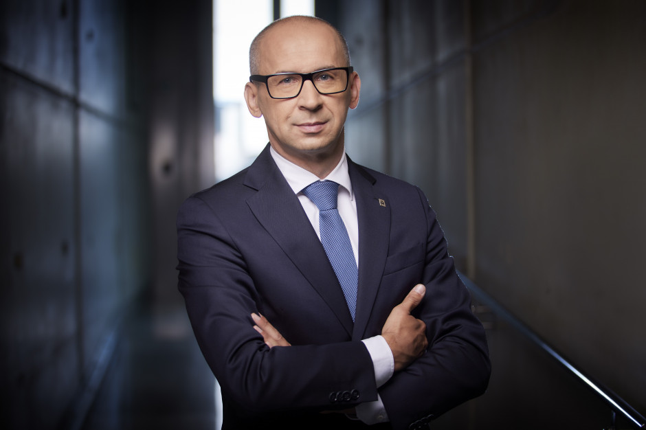 Kazimierz Karolczak o inwestycjach w nowy tabor: Mamy szansę stać się Śląską Doliną Wodorową