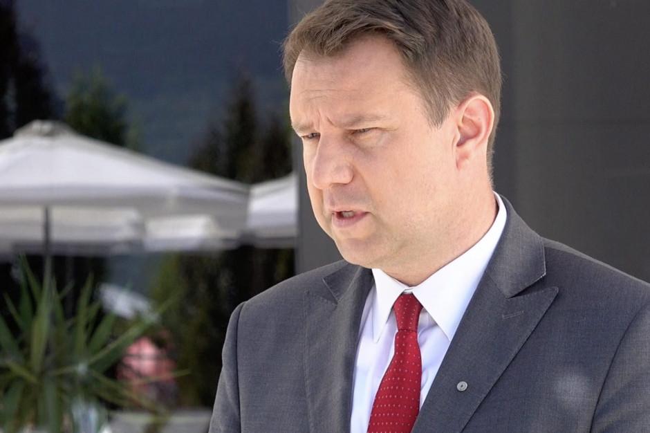 Prezydent Opola: wstrzymujemy inwestycje, żyjemy w niewiedzy