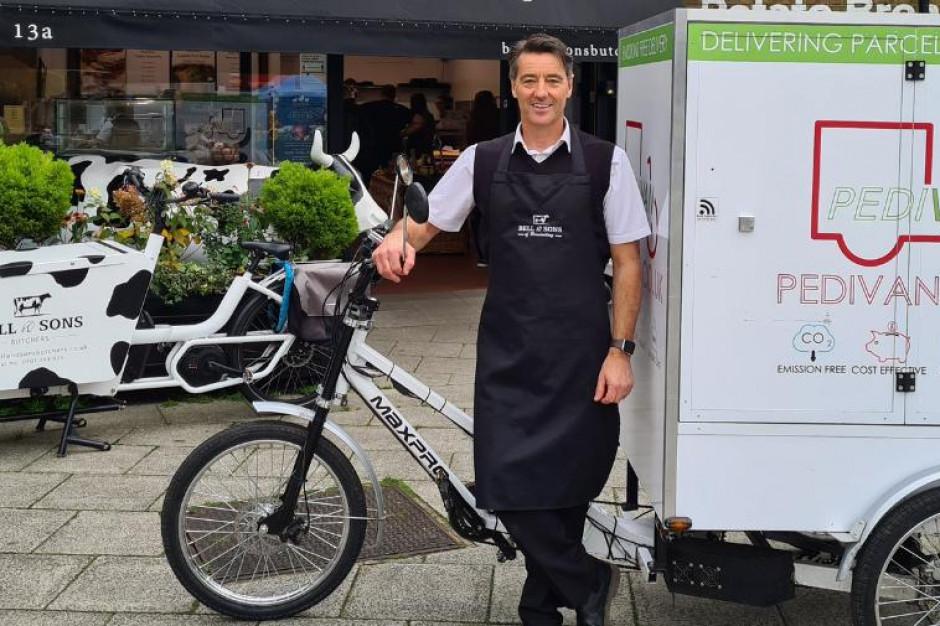 Miasto uruchamia wypożyczalnię rowerów transportowych