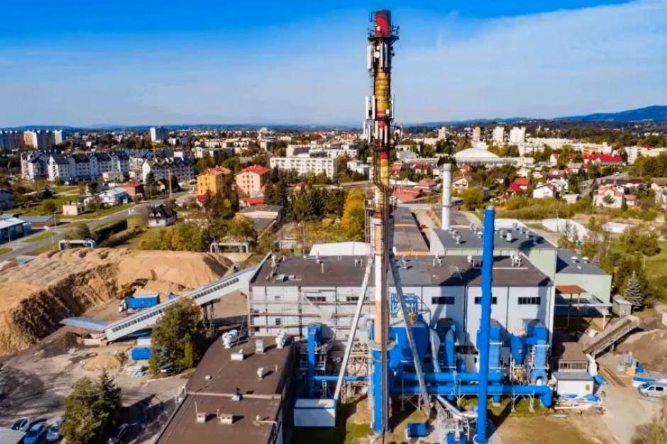 Spalarnia odpadów w Krośnie pozwoli odejść od węgla w ciepłownictwie komunalnym